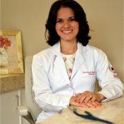 Foto de Dra. Eliza de Oliveira Borges